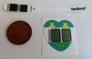 Jednorázový Nextemp a TraxIt