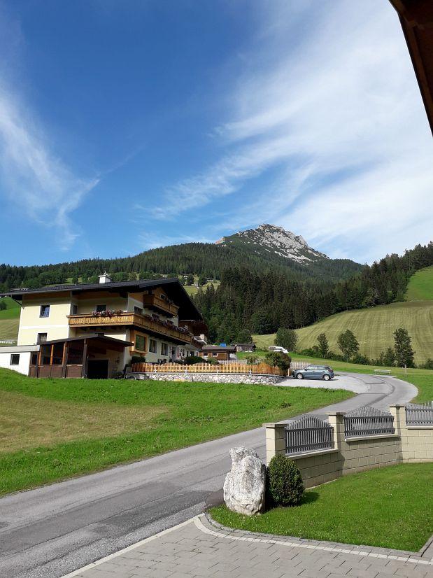 Luxusní výhledy od Haus Panorama